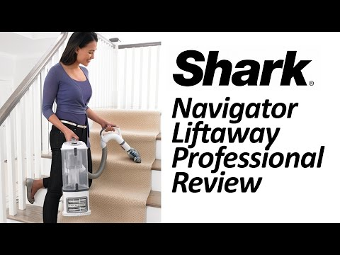 Shark Navigator Professional Vacuum Cleaner Review