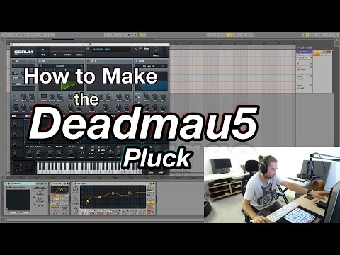 How to Make the Deadmau5 Pluck