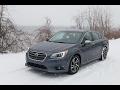 En une minute : La Subaru Legacy 2017