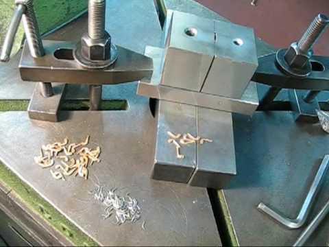 lever back clasp making tooling www.tekaonline.com