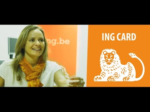 ING CARD For EXPAT