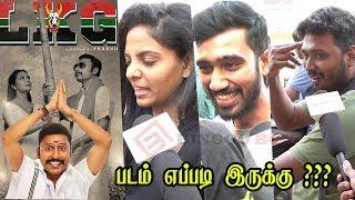 LKG Public Review   LKG Review   LKG Movie Review   RJ Balaji   Priya Anand   Nanjil Sampath