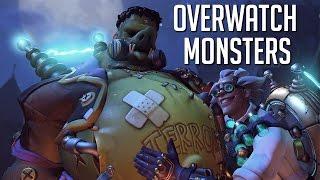 Overwatch: Halloween Boss Fight!