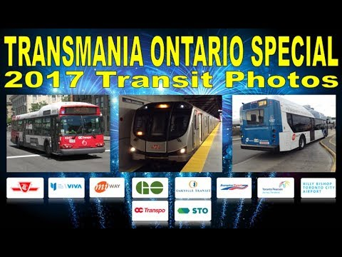 TO SPECIAL - 2017 Transit Photos