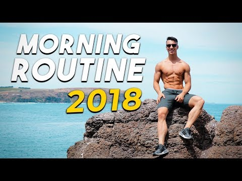 MORNING ROUTINE 2018 | Productive & Motivating
