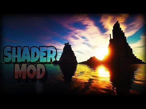 SHADERS MOD 1.11.2 ✾ Optionen & Einstellungen Aktivieren! ✾ Minecraft Mods 1.11 | German Deutsch