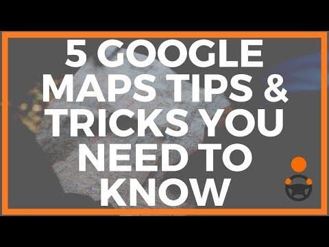 5 Google Maps Tips & Tricks You Need To Know [Joe Explains]