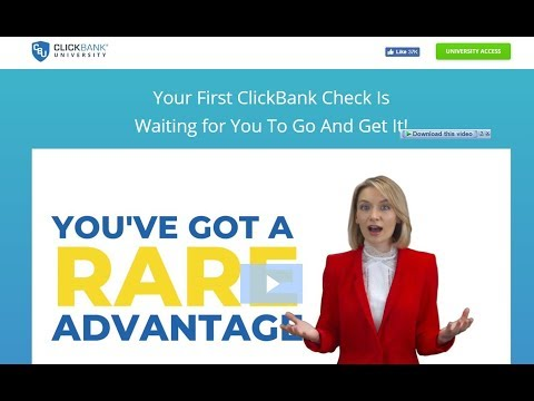 Is Clickbank.com A Scam Or A Great Affiliate Platform?