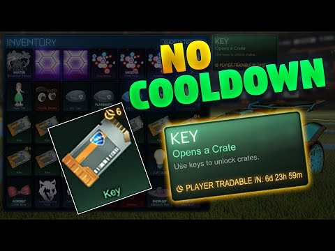 How To Buy Rocket League Keys WITHOUT THE COOLDOWN! (Remove The 7 Day Cooldown)