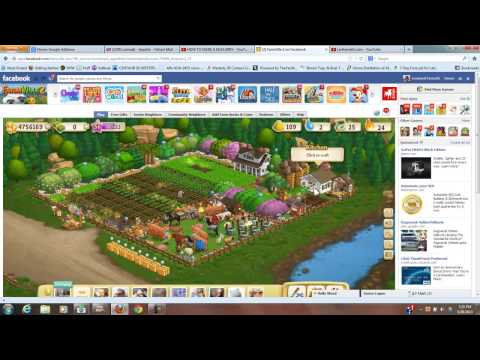 Farmville 2 Free XP And Coin From The Craft Kitchen