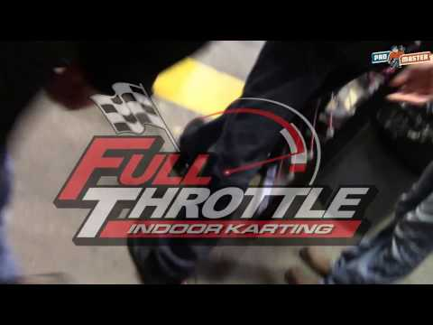 ProMaster Employee Training Day at Full Throttle Indoor Karting