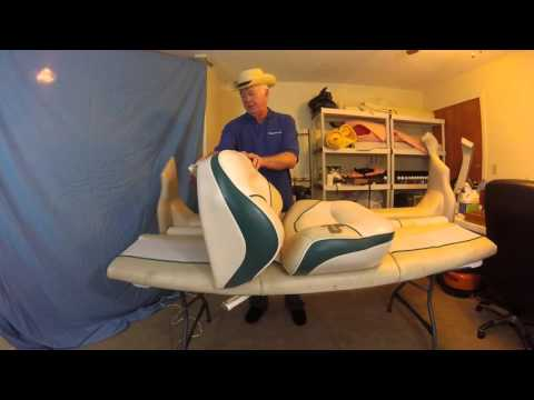 Boat Re upholstery Chap 20 Introduction Wellcraft and Monterey