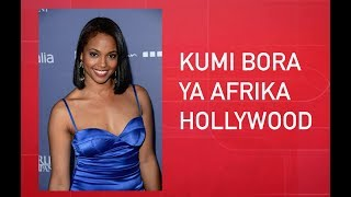 Mastaa 10 wa kike wenye damu ya Afrika wanaokimbiza Hollywood U.S.A