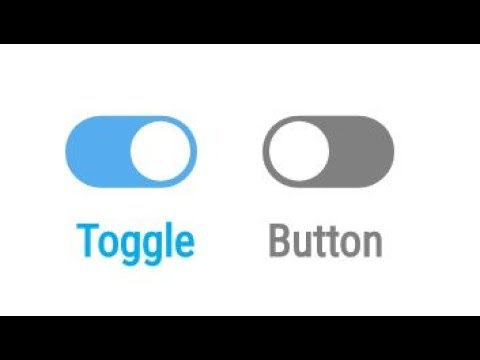 How to design animated toggle button using [HTML+CSS+JavaScript]