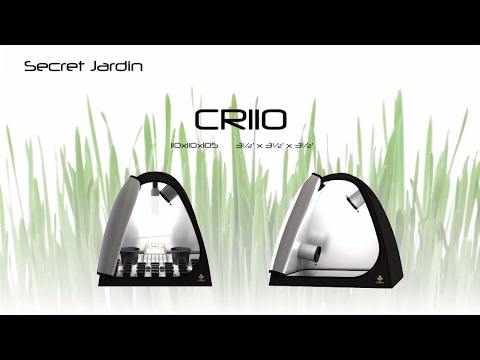 How to set up Secret Jardin grow tent CR110 | Product Tutorial