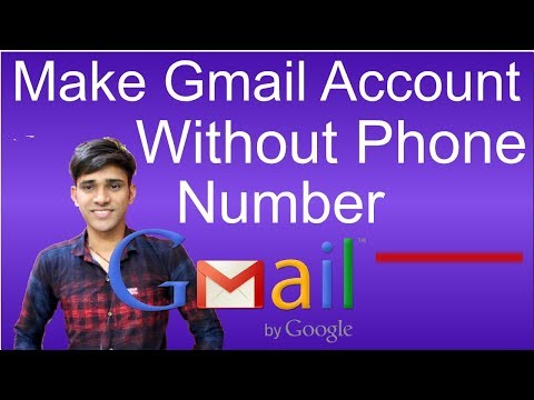 Create Gmail Account without Phone Number Verification (Hindi/Urdu) Shubham Jangid