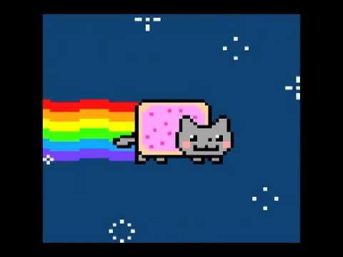 Rainbow Poptart Nyan Cat