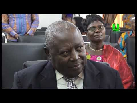 Martin Amidu sworn in as Ghana's first Special Prosecutor