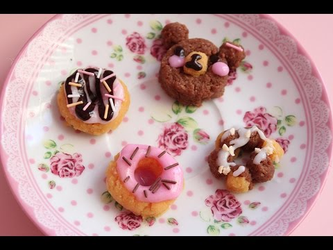 Let's Make Doughnuts! Popin' Cookin ASMR