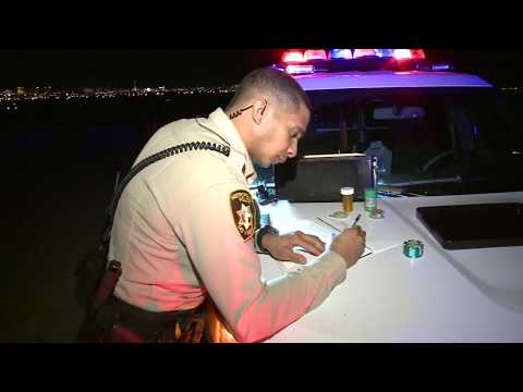 Crackdown on Crime Continues in Clark County Wetlands Park
