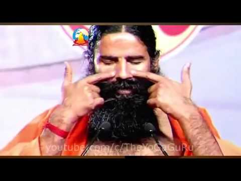 Sinus | Sinusitis Cures with Yoga Home Remedies Ramdev The YoGa GuRu