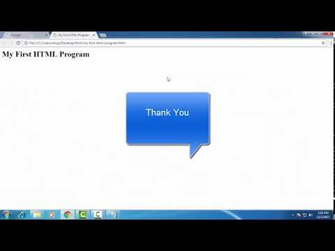 Learn Website Development Tutorial Using HTML Programming Step by step .