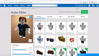ROBLOX | HOW TO LOOK LIKE DENIS WITH 0 ROBUX!