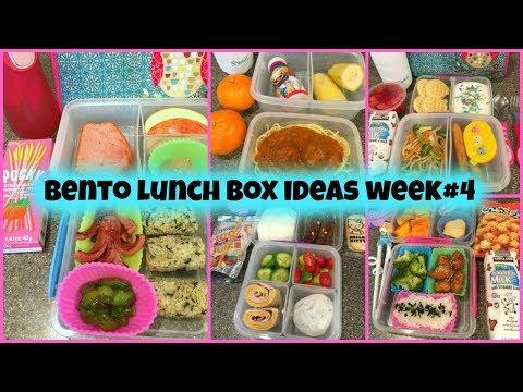 BENTO BOX LUNCH IDEAS🍱     HAWAII STYLE🌺 WEEK #4