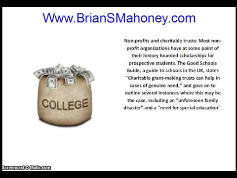 Weird Scholarships | College Board Scholarships | Full tuition Scholarships | Transfer Scholarships