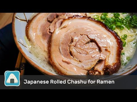 Melt-in-your-mouth Japanese Rolled Chashu for Ramen - Instant Pot Pressure Cooker