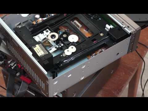 Yamaha CDC S90 CD player REPAIR