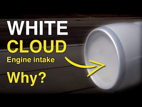 WHY is there a WHITE CLOUD? Explained by CAPTAIN JOE