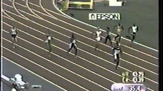 Download Michael Johnson (43.18WR) - World Championships (400m) - Seville, Spain (1999)