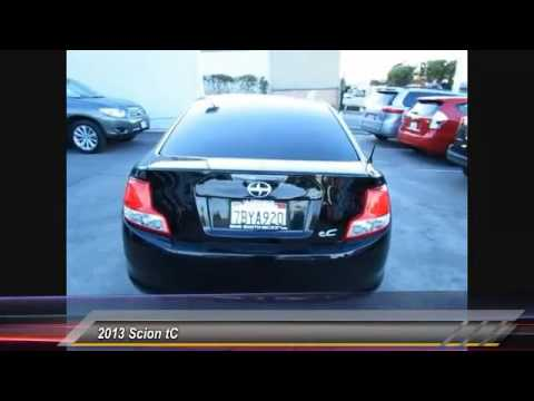 2013 Scion tC Live  La Crescenta CA PW929