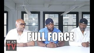 Paul Of Full Force On Beating Cancer, Lou Having Disease That Leads To Blindness