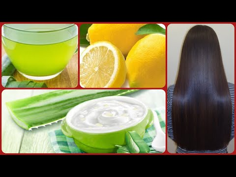 Dandruff treatment at Home with ALOE VERA | 💯% Cure For Dandruff & Hair Fall