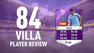 FIFA 17 | DAVID VILLA MLS MVP (84) | PlayerReview+Statistiche in game (ITA)