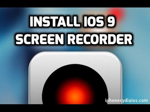 How To Record Your Screen!!! (IOS 9.3.3  - Display Recorder FREE!)