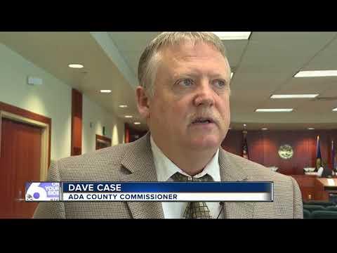 Gun show moratorium lifted in Ada County
