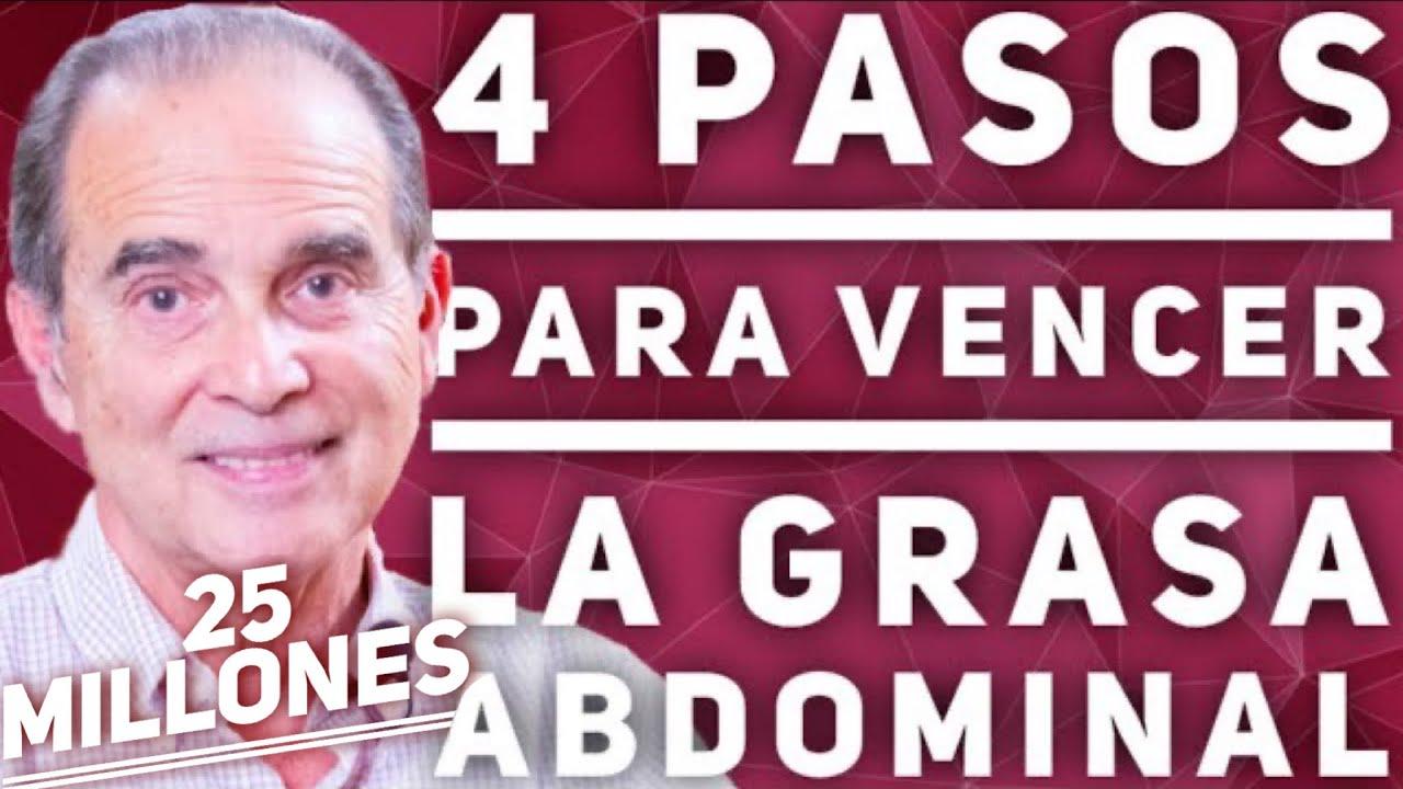 4 Pasos Para Vencer La Grasa Abdominal con Frank Suarez