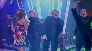 Download Westlife win Record of the Year 2003 - December 2003 Video