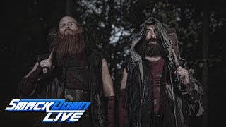 The Bludgeon Brothers are ready to dish out punishment: SmackDown LIVE, Oct. 24, 2017