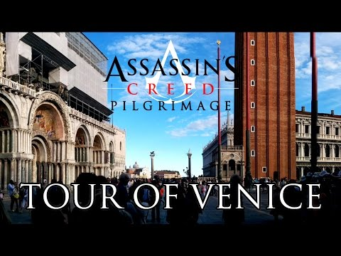 Assassin's Creed Pilgrimage - Tour of Venice