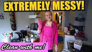 16 hours cleaning day FOR FREE! Whole house cleaning! 🧽