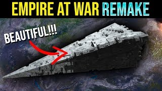 24 minutes) Star Wars Empire At War Remake Mod Video