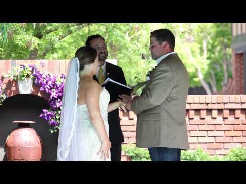 Married at Cain's Ballroom?! Lindsay + Andrew's Cain's Ballroom Wedding in Tulsa, Ok