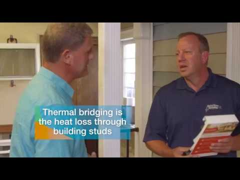 Advantages of insulated siding