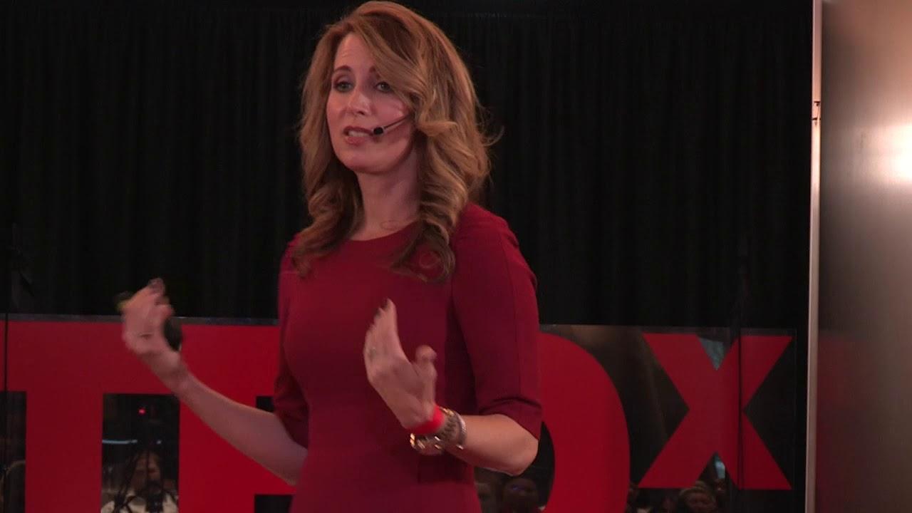 Surviving to Thriving | Cynthia Thurlow | TEDxTrinityBellwoodsWomen