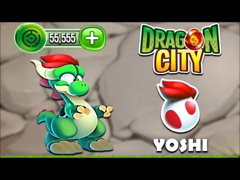 Dragon City - Yoshi