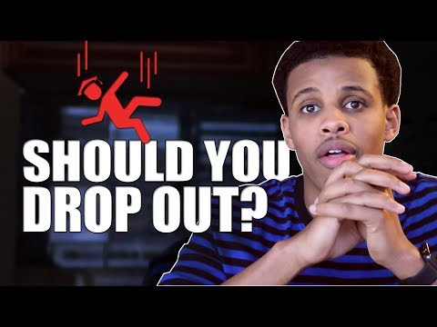 Should You Drop Out ? (Last Video You Should Watch)